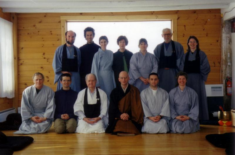 Sesshin with Shugen Roshi at Sky Meadow Retreat Center